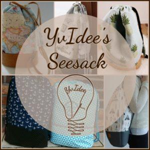 eBook YvIdee's Seesack mit Schnittmuster und detallierer Anleitung